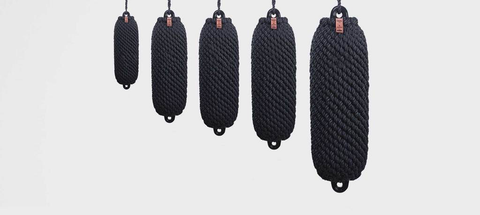 Beau Lake - Rope Fenders (XL)
