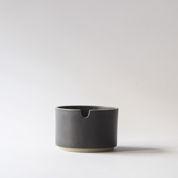 Hasami: Black Sugar Pot