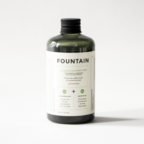 Fountain - The Super Green Molecule (240mL)