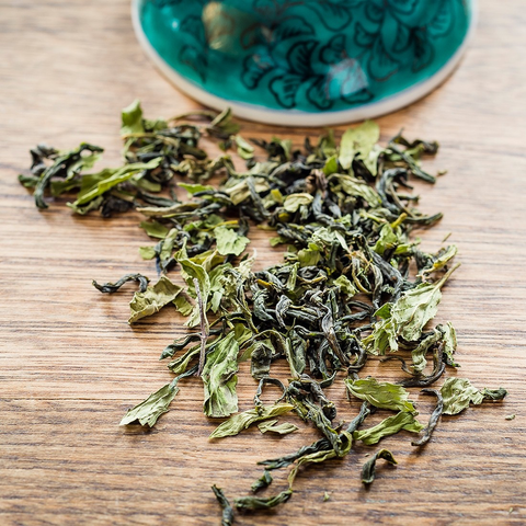 Rare Tea Company - Green Tea & Mint Blend