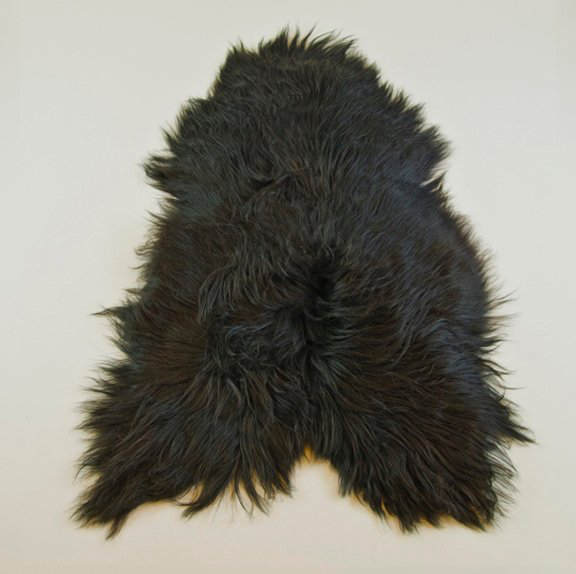 Icelandic Sheepskin - Black