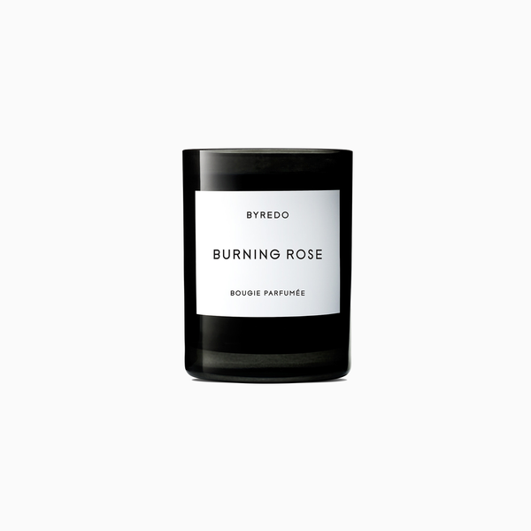 Byredo - Bougie Parfumée Candle - Burning Rose 240 gr