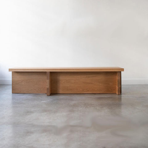 Brett Yarish - White Oak Bench