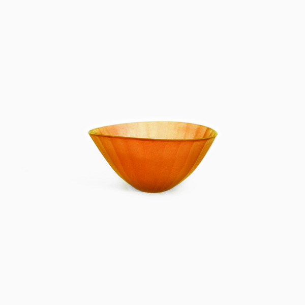 Small Serving Bowl Set Amber