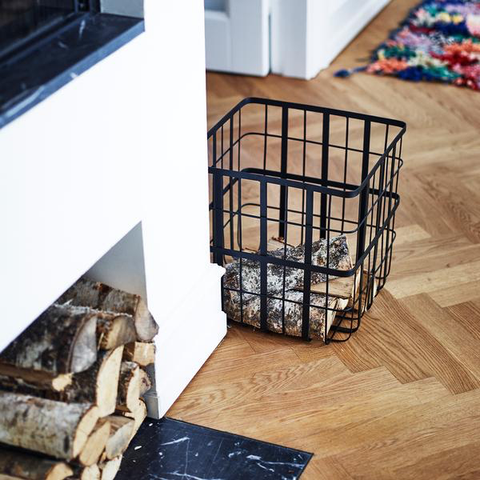 Louise Roe - Metal Frame Basket