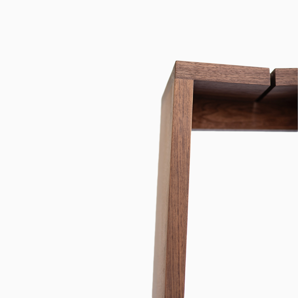 Brett Yarish - Black Walnut Wood Stool