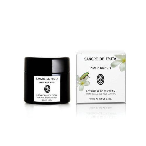 Sangre de Fruta - Jasmin de Nuit Botanical Body Cream 100 ml