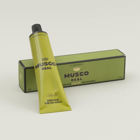 Musgo: Shaving Cream (Classic) - 100ml