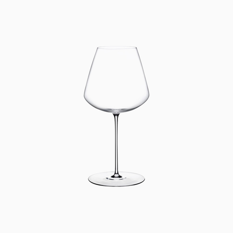 Stem Zero Ion Shielding Elegant Red Wine Glass Large