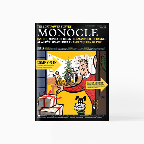 Monocle magazine - December / January 2018