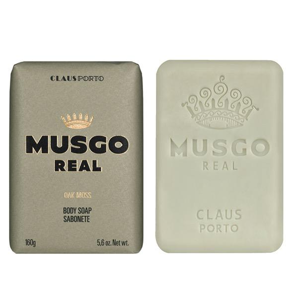 Musgo: Body Soap (Oak Moss)