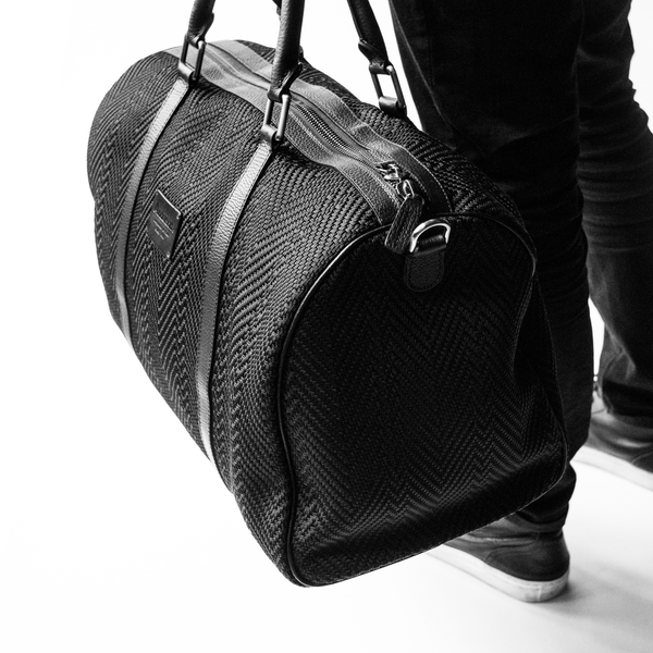 Anderson's Woven Duffle