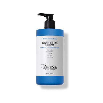 Baxter of California - Daily Fortifying Shampoo 8oz