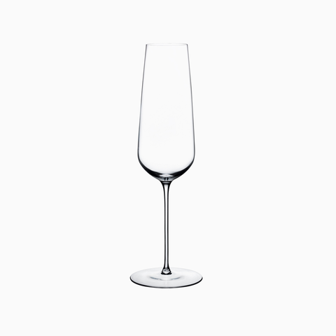 Stem Zero Ion Shielding Classical Champagne Glass