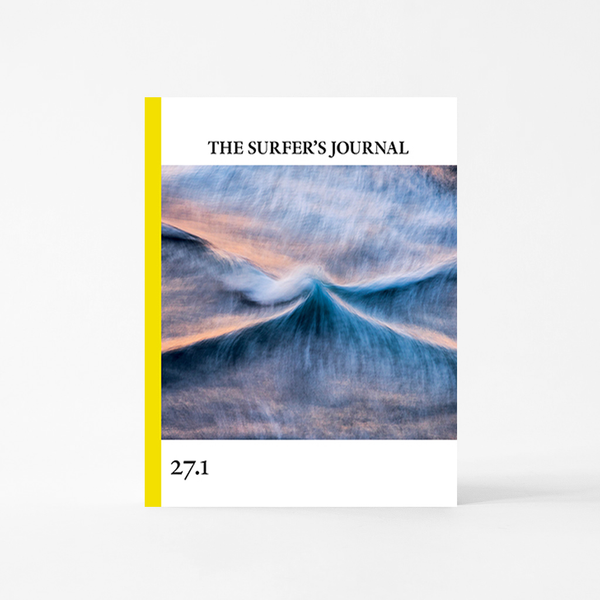 The Surfer's Journal - 27.1