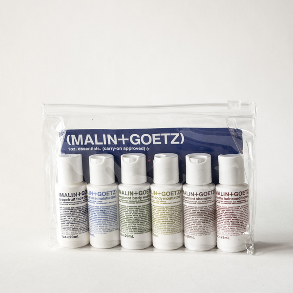 Malin + Goetz - essentials kit