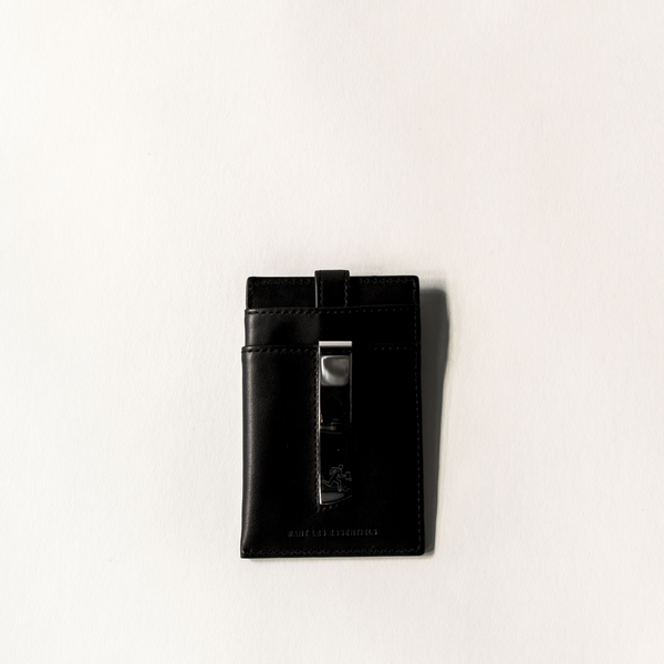 WANT Les Essentiels - Money Clip Wallet (black)