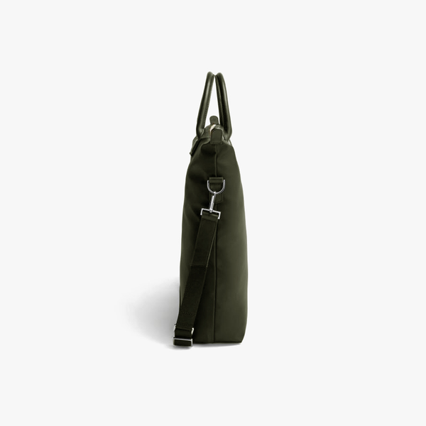 WANT Les Essentiels - OHare Shopper Tote (Olive Nylon)
