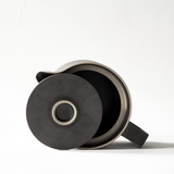 Hasami: Black Porcelain Tea Pot