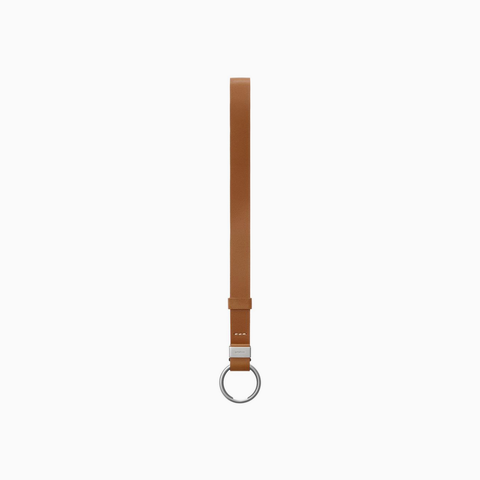 Orbitkey Leather Strap, tan