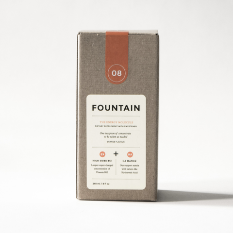 Fountain - The Enegery Molecule (240mL)
