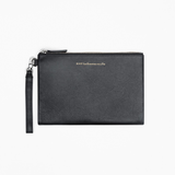 WANT les Essentiels - Barajas Double Zip Folio, Black