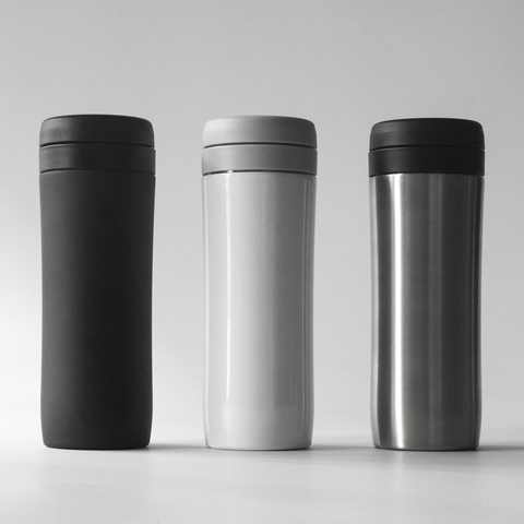 Espro: Travel Coffee Press - Stainless Steel