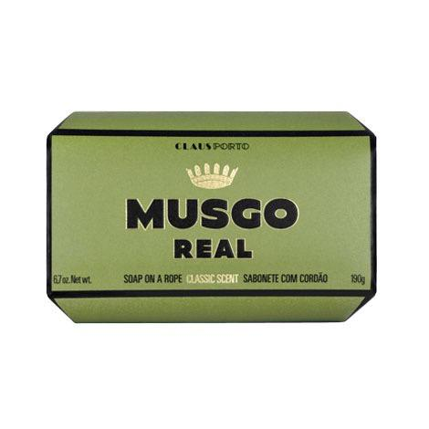 Musgo: Soap on a Rope (Classic)