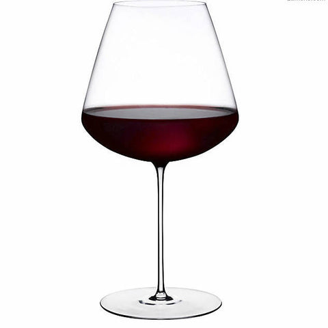Stem Zero Elegant Red Wine Glass Medium