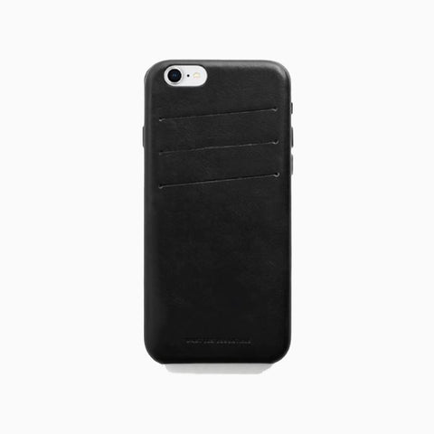WANT Les Essentiels - Newberry iPhone 8 Case Black