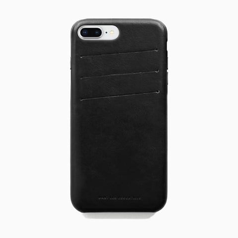 WANT Les Essentiels - Newberry iPhone 8 Plus Case Black