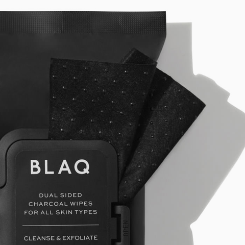 Blaq Dual Sided Wipes 25 Pack