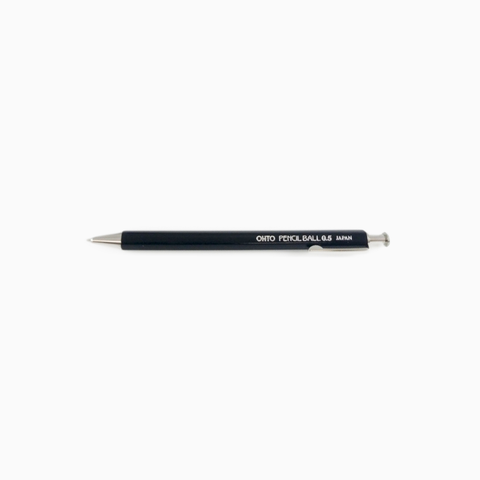 OHTO Pencil Ball 0.5 Black