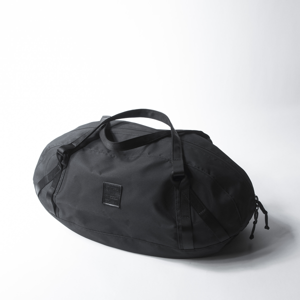 Red Flag Design Medium Duffle