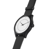 Squarestreet Watches - Aluminum Series (Black/White/Black)