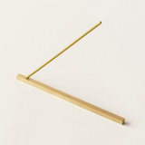 Cinnamon Projects: Linea Brass Incense Burner