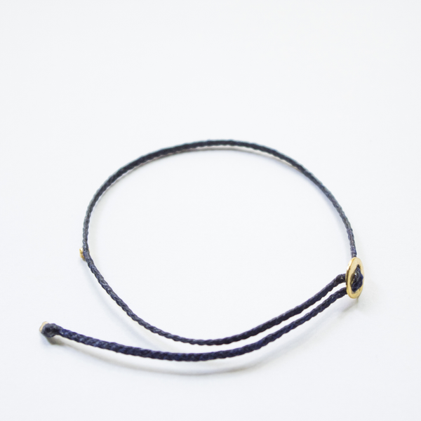 Scosha Signature 2mm Brass Bracelet