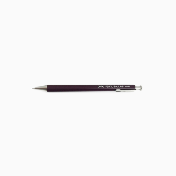 OHTO Pencil Ball 0.5 Deep Red