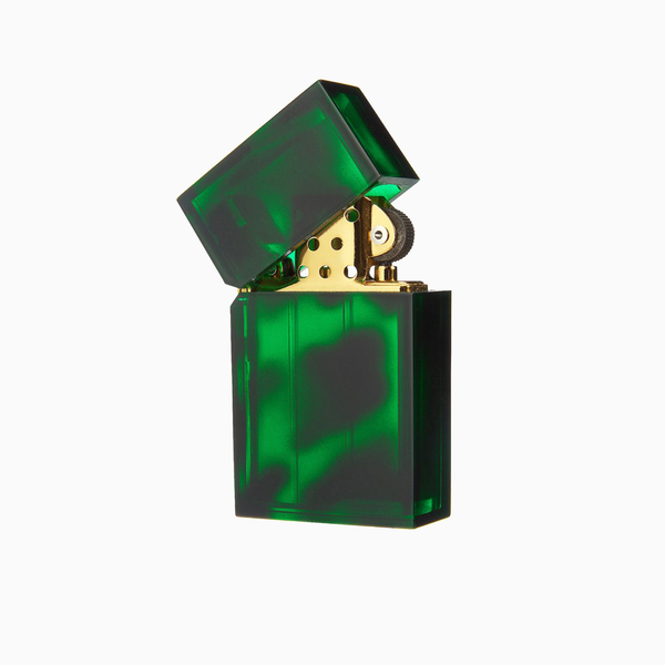 Tsubota Pearl Marble Green lighter