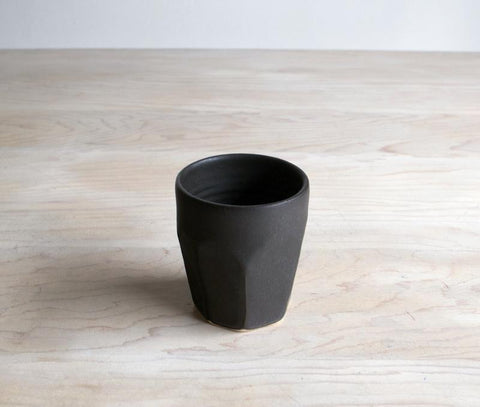 Sheldon Ceramics Tumblr - Satin Black