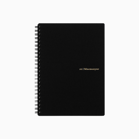 Mnemosyne A5 Notebook Lined 7mm