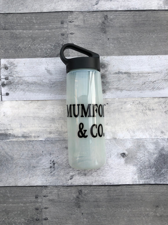 Mumford + Co. Water Bottle