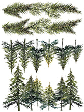 Load image into Gallery viewer, Woodland Christmas Decor Transfer Set - Available October 6th