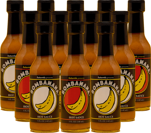Twelve Pack Deluxe Crate BOMBANANA