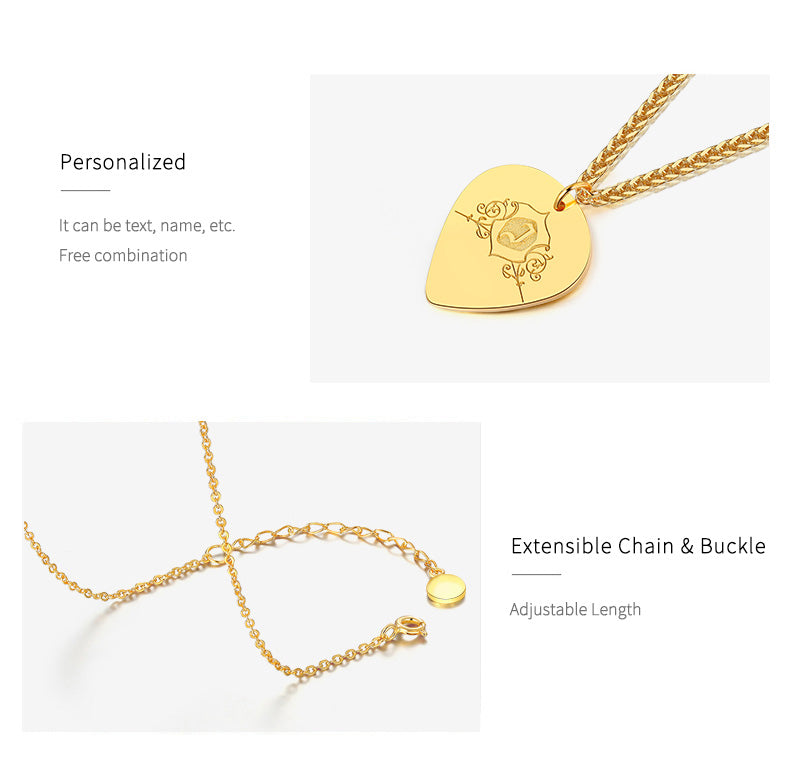 Material: Silver Color: Rose Gold / Silver / Gold •  Manufacturing:7-14 Working Days