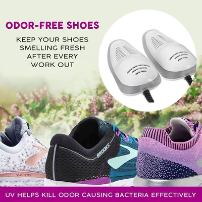 UV Disinfectant Shoe Dryer