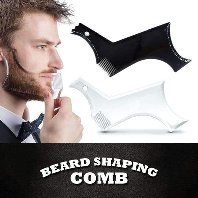 Beard Shaping Styling Tool