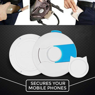 Anti-Theft Smartphone Pocket Lock