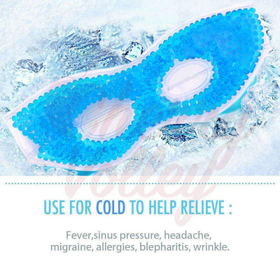 Gel Bead Reusable Eye Mask