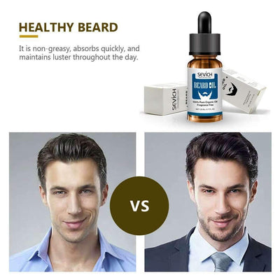 Natural Men Growth Beard Oil